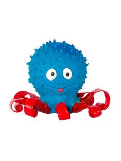 Eight tentacles for one dog! That's Octopus on the go. Get your dog to grab this lovely toy! $4.99 #toys #dogs