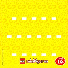 LEGO Minifigures 71013 Serie 16 - Display Frame Background 230mm - Clicca sull'immagine per scaricarla gratuitamente!