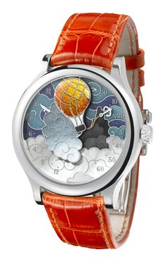 What a wonderful gift - Van Cleef & Arpels - 89.000 Euro - not really what I had in mind for a two year old...