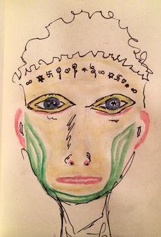 Masque symbolique