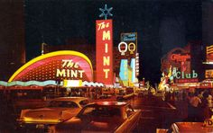 Neat Stuff Blog: Vintage Vegas