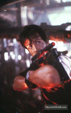 Sylvester Stallone as Lieutenant Marion 'Cobra' Cobretti - Cobra 19862 Stallone Cobra, Rocky Stallone, I Movie, King Kong, Punisher Marvel, Cinema, Thriller Film, Rocky Balboa, Movies