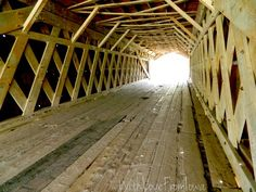 Roseman Covered Bridge. Winterset, Iowa. We love these covered bridges! #deltadental