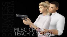 Sims 4 CC by Princess Paranoia
