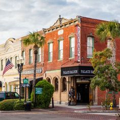 4 Fernandina Beach Florida 2017 Hiest Seaside Towns In America Coastal