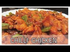 Chilli chicken is a hot and spicy Indo-Chinese chicken recipe. Chicken deep fried in a tantalizing batter and coated with nice hot and spicy sauce.