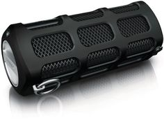 Philips ShoqBox SB7200 Bluetooth Wireless Speaker (Black) - http://www.audiovideocabledeals.com/home-theater/home-theater-wireless-speakers-free-shipping-on-wireless-speakers/philips-shoqbox-sb7200-bluetooth-wireless-speaker-black/