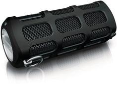 Philips ShoqBox SB7200 Bluetooth Wireless Speaker (Black) Philips http://www.amazon.com/dp/B007PZYBTY/ref=cm_sw_r_pi_dp_RqBcvb10BF07P