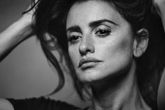 "Peter Lindbergh | @therealpeterlindbergh ""Penelope Cruz, New York. #TheCal #Pirelli #PirelliCalendar"""