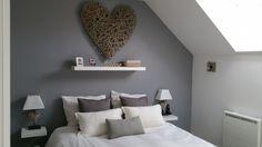 Chambre1 Dream Bedroom, Interior Design, Basement Bedrooms, Home, Interior, Bedroom Loft, Home Styles, Home Decor, Luxurious Bedrooms