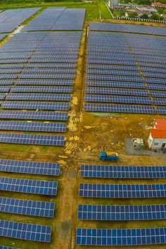 India Is Home To The World's First Completely Solar-Powered Airport
