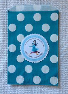 Personalized JasmineTagsJasmine thankyou tags by Justabitofpaper, $10.00