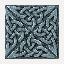 4 Square - stone Tile Coaster for