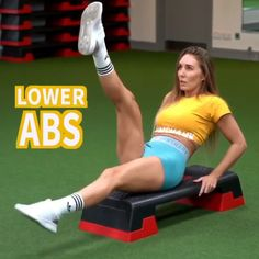 ABS WORKOUT Transform your midsection into a hard and defined six-pack with these five-move sessions that hit your lower abs and obliques hard. Fitness Workouts, Training Fitness, At Home Workouts, Fitness Tips, Body Fitness, Gym Fitness, Health Fitness, Flat Belly Workout, Six Pack Abs Workout