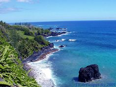 Beautiful Kenai - Maui.  I will always remember this place fondly. Www.tvartscapes.com