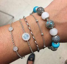 Love this karma bracelet from Thomas sabo Karma Bracelet, Arm Candies, Thomas Sabo, Little Things, Fashion Watches, Pretty Little, Charms, Pandora, Beaded Bracelets