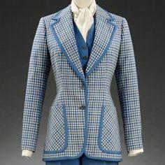 Suit, Tommy Nutter, 1969. Museum no. T.75 :1-3-1996