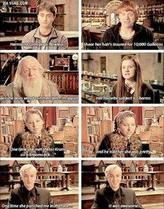 How do I begin to explain Hermione Granger?