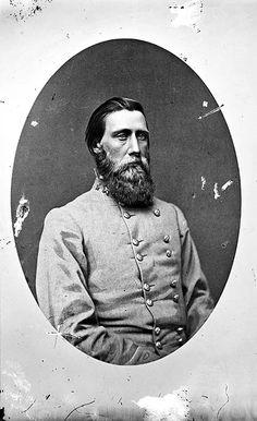 General John Bell Hood  Commander - Army of Tennessee
