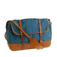 jcrew_Wallace & Barnes messenger bag_$350