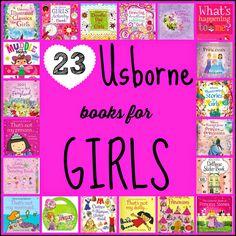 House of Burke: 23 Amazing Usborne Books for Girls