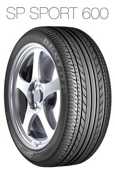 High-performance directional tyre with an advanced tread designed to provide an ultra-quiet ride, superior comfort and high mileage potential.