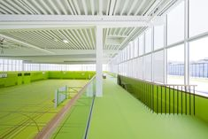 Gallery of Neumatt Sports Center / Evolution Design - 14