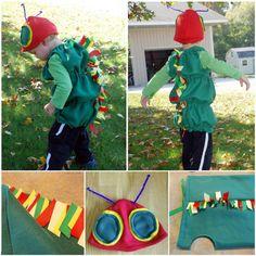 Very Hungry Caterpillar Costume