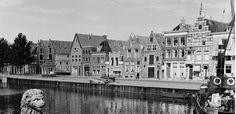 Harlingen - Noorderhaven - fotograaf Cas Oorthuys