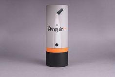 Electronic Packaging, Packaging Design Inspiration, Penguin, Sweden, Electronics, Google, Penguins, Consumer Electronics