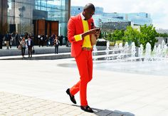 Tommy Ton's Men's Street Style at Paris Fashion Week: 6/11