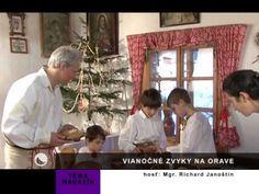 Vianočné zvyky na Orave - Téma magazín - YouTube Try Again, Youtube, Tv, Videos, Television Set, Youtubers, Youtube Movies, Television