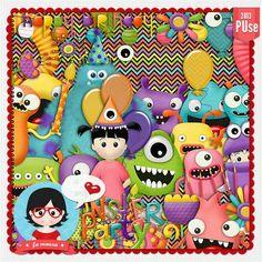 Kit Digital Monstros em Festa by Fa Maura ...........  http://scrap-team.com/shop/index.php?main_page=product_info&cPath=276_232_230&products_id=8563#.Uki9GYZQEa4  http://famaura.com/shop/index.php?main_page=product_info&cPath=67_3&products_id=1626#.Uki8ioZQEa4