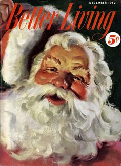 Vintage Christmas Magazine ~ Better Living © December 1952