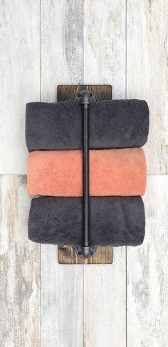 Vertical Towel Holder