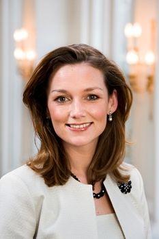 Her Highness Princess Aimée of Orange-Nassau, van Vollenhoven-Söhngen.  Aimée Leonie Allegonde Marie Söhngen was born in Amsterdam on 18 October 1977, the daughter of Mr Hans Söhngen and Mrs Eleonoor Söhngen-Stammeijer.  She is the wife of HH Prince Floris of Orange-Nassau, van Vollenhoven, the youngest son of HRH Princess Margriet of the Netherlands and Pieter van Vollenhoven.