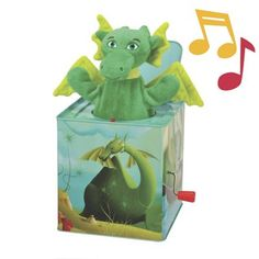 Puff The Magic Dragon Jack in the Box Kids Toy Shop, Toys Shop, Activity Toys, Activities, Puff The Magic Dragon, Best Toddler Toys, Learning Toys For Toddlers, Jack In The Box, Developmental Toys