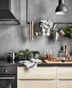 Best Kitchen Ikea Askersund Ideas - Ikea DIY - The best IKEA hacks all in one place Kitchen Ikea, Ikea Kitchen Design, Kitchen Dinning, Kitchen Interior, New Kitchen, Kitchen Decor, Kitchen Worktop, Kitchen Modern, Minimalist Kitchen