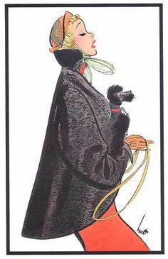 U.S. Illustrator Earl Oliver Hurst, 1948