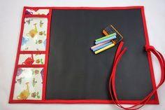 Ideas que mejoran tu vida Fabric Crafts, Sewing Crafts, Sewing Projects, Diy For Kids, Crafts For Kids, Pochette Diy, Little Girl Birthday, Creation Couture, Paper Basket