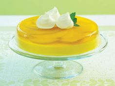 Fresh Mango-Lemon Dessert recipe with COOL WHIP