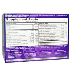 Alacer EmergenC Kidz Grape 30 packets a  2pc -- Click image for more details. (This is an affiliate link) #MultiVitaminsSupplements