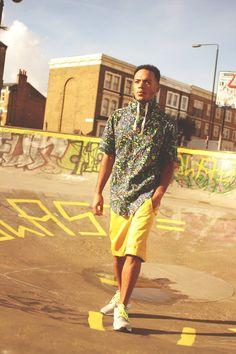 Brixton, London - SS13 Menswear