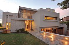 Galeria Fotos - Estudio Gamboa - Casa estilo actual racionalista - PortaldeArquitectos.com
