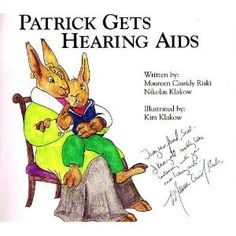 describes about hearing aids and why kids need hearing aids, written in 1994