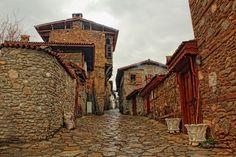 Ödemiş, Birgi, Turkey (Historical houses) İzmir