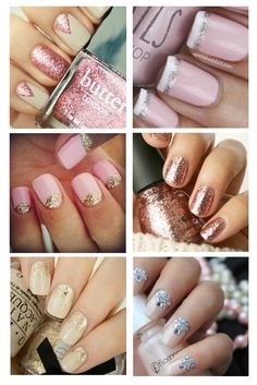 Sparkley Nails