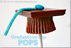 Graduation Cap Candy