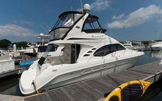 2004 Sea Ray 420 Sedan Bridge boat for sale