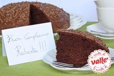 Torta Roberta al cioccolato e nutella